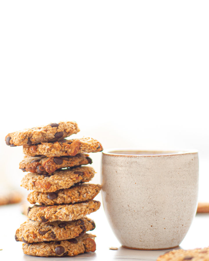 Hafercookies Rezeptbild