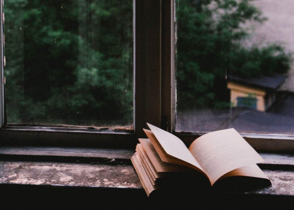Lesen entspannt und macht gute Laune